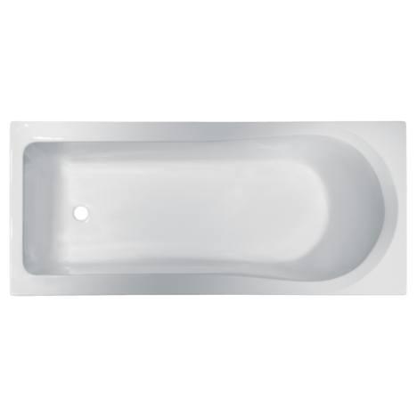 Aqua Правоъгълна вана 170x70 cm за вграждане