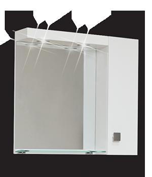 Горен шкаф за баня Лариса