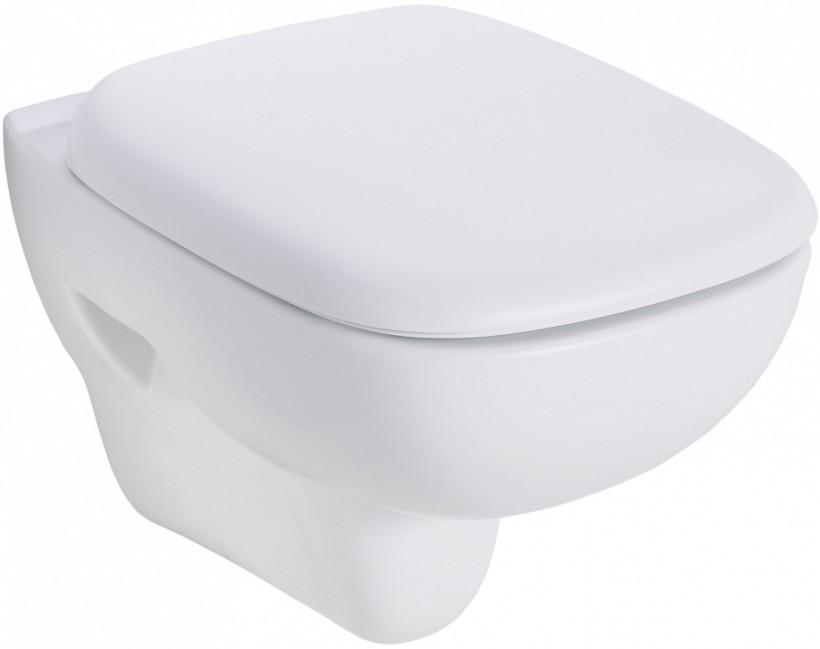 Конзолна тоалетна чиния и капак Style - KOLO