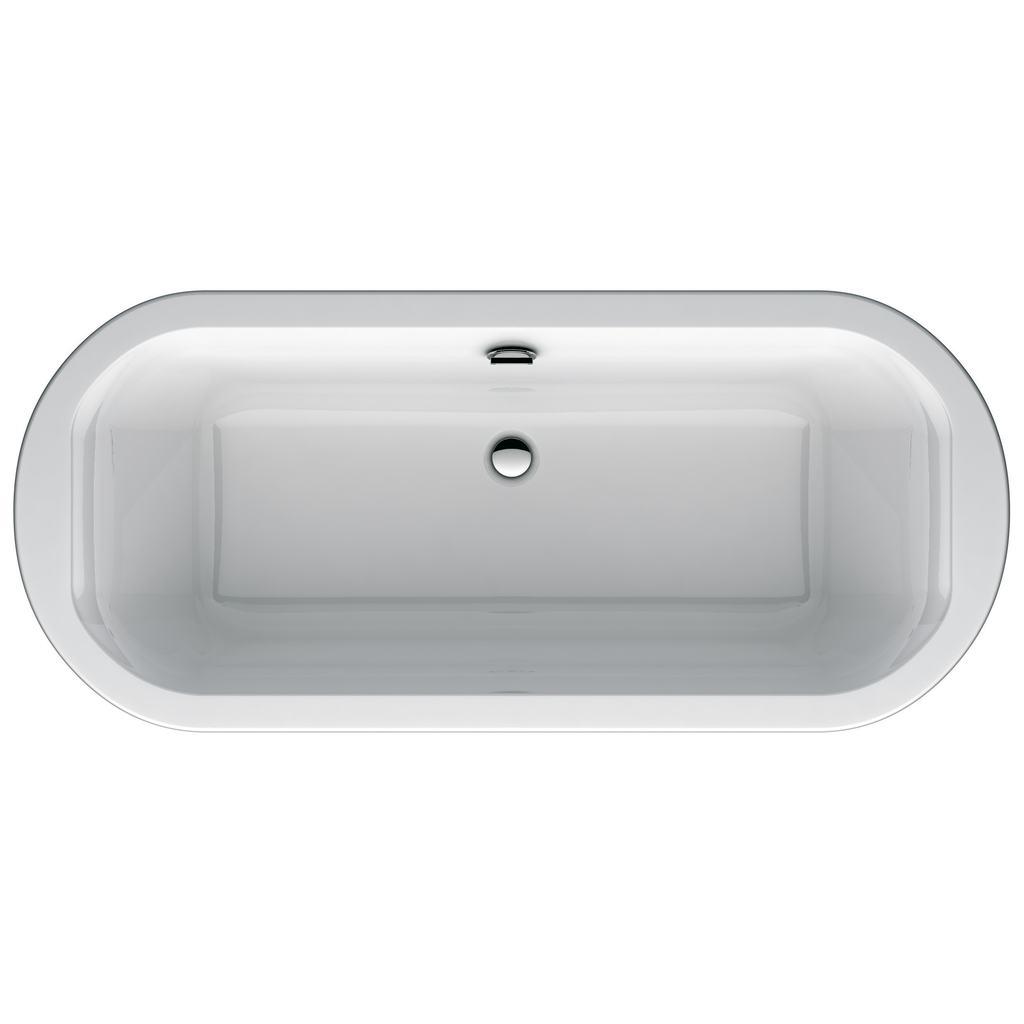 Active Овална вана 180x80 cm за вграждане