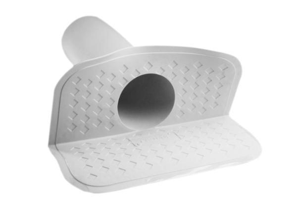 Битумен преход-  барбакан, Производител Mesa Teknik, Артикул номер: МС 1027-Р Бял-PVC- 100мм;