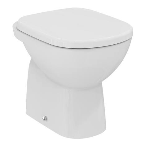 Tempo Стояща тоалетна чиния вертикално оттичане