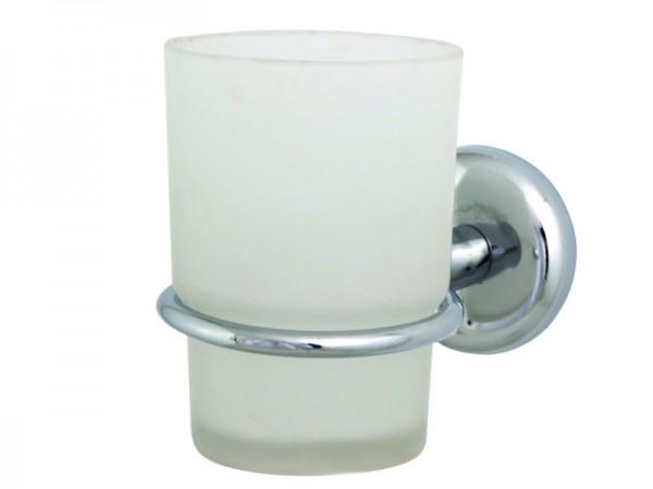 Чаша стъклена за баня - 104