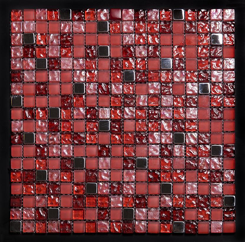 Cosmos Rojo 30x30