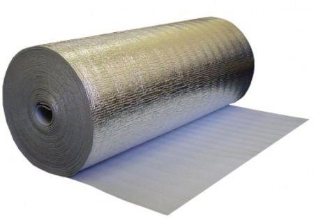 Подложка с алуминиево фолио - 2мм