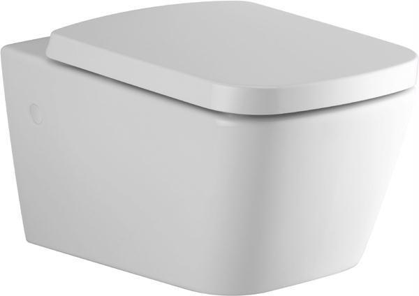 Конзолна тоалетна чиния и седалка MIA Simply U - IDEAL STANDARD