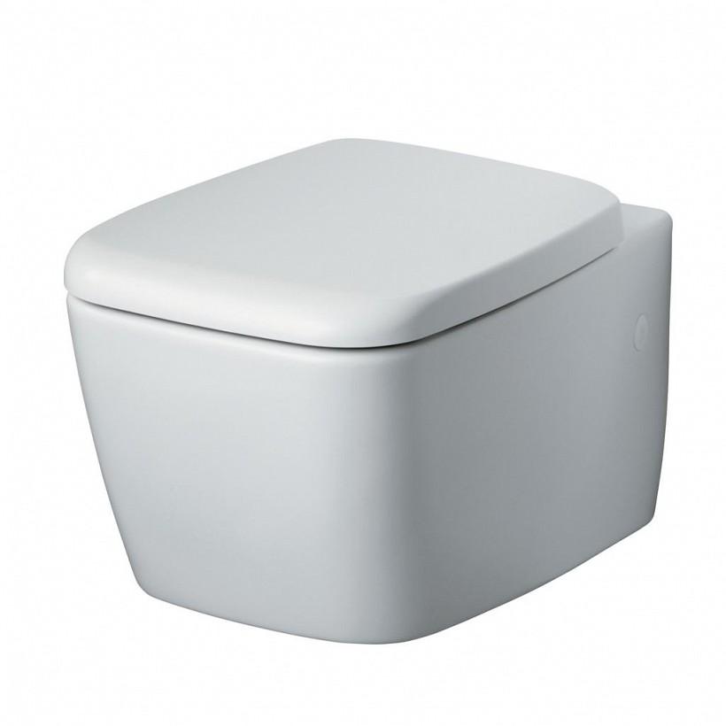 Конзолна тоалетна и седалка Ventuno - IDEAL STANDARD