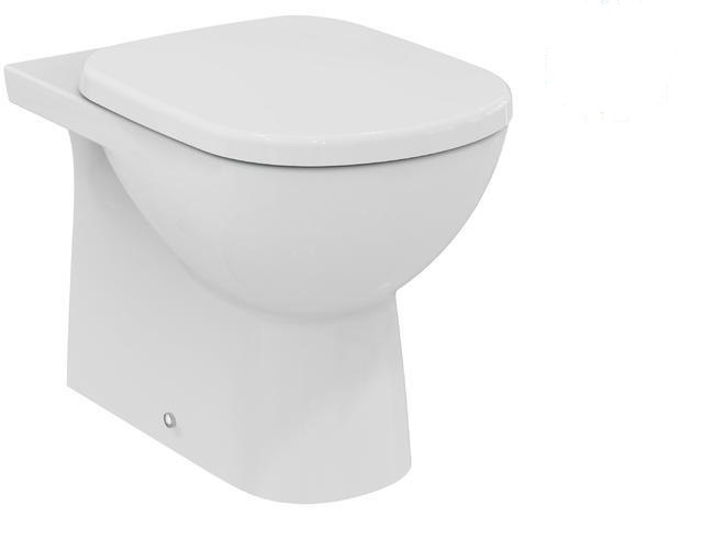 Стояща тоалетна чиния Tempo - IDEAL STANDARD