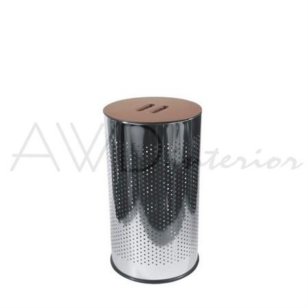 Кош за пране, Сериен номер: 02010172, Производител AWD Interior Размери: 35ф х 58 см; 30 ф х 53,5 см;