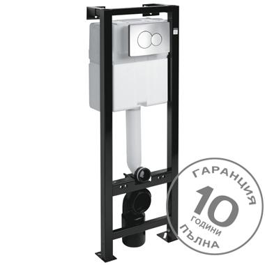 Структура за вграждане за висяща тоалетна KOLO Technic