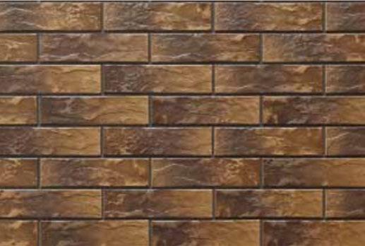 Montana - фасаден камък 24,5x6,5(6,5mm) rust