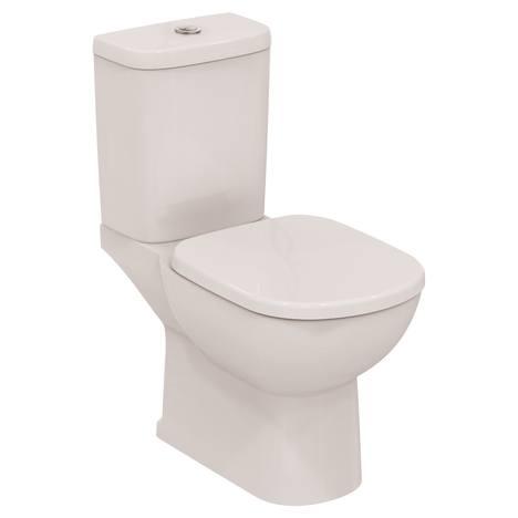 Tempo Тоалетно казанче за WC комплект с двоен бутон 2,5/4,5 L долно водоподаване Ideal Standard T427301