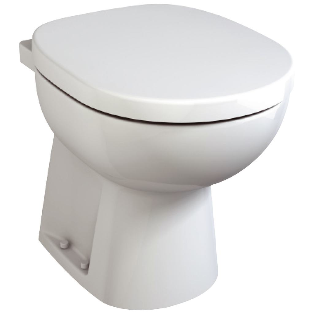 Connect Стояща тоалетна чиния