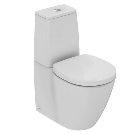 Connect Тоалетно казанче за WC комплект CUBE Scandinavian