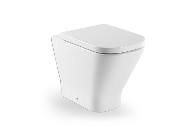 Тоалетна чиния за високо казанче The Gap - ROCA