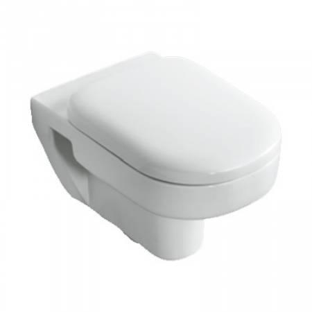 Конзолна тоалетна и седалка с плавно затваряне Playa - IDEAL STANDARD