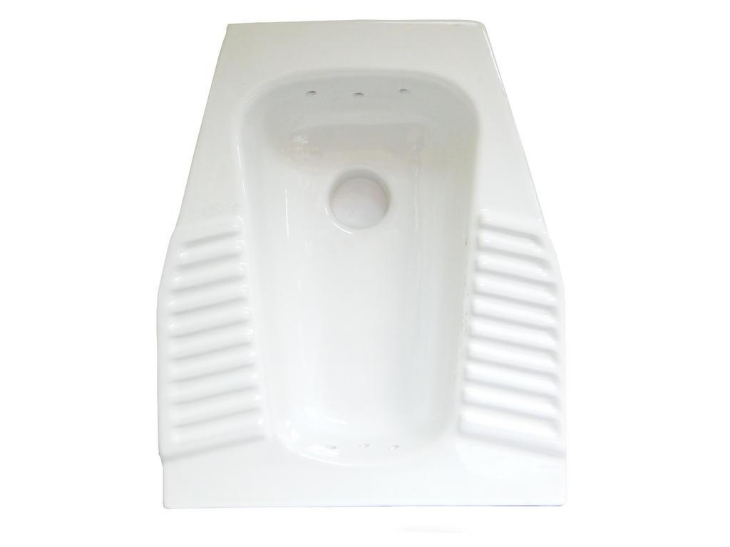 Тоалетна чиния за клекало