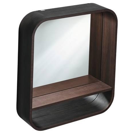 Dea Шкаф огледало 60 cm с полица, без врати