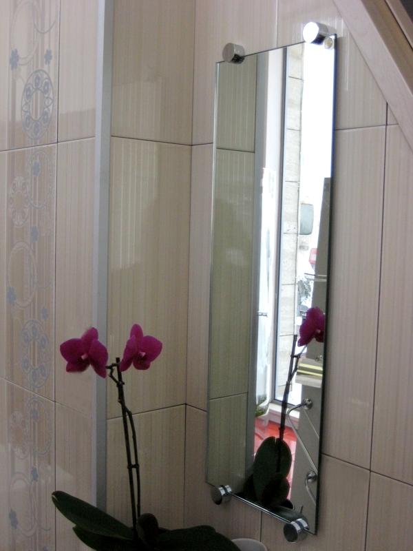 Огледало за баня по индивидуални размери